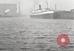 Image of Chicago Harbor Patrol boat Chicago Illinois USA, 1920, second 27 stock footage video 65675060948