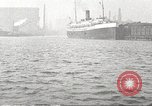 Image of Chicago Harbor Patrol boat Chicago Illinois USA, 1920, second 28 stock footage video 65675060948