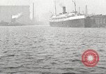 Image of Chicago Harbor Patrol boat Chicago Illinois USA, 1920, second 29 stock footage video 65675060948