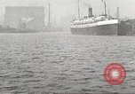 Image of Chicago Harbor Patrol boat Chicago Illinois USA, 1920, second 31 stock footage video 65675060948