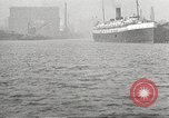 Image of Chicago Harbor Patrol boat Chicago Illinois USA, 1920, second 32 stock footage video 65675060948