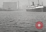 Image of Chicago Harbor Patrol boat Chicago Illinois USA, 1920, second 33 stock footage video 65675060948