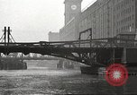 Image of Chicago Harbor Patrol boat Chicago Illinois USA, 1920, second 47 stock footage video 65675060948