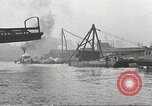 Image of Chicago Harbor Patrol boat Chicago Illinois USA, 1920, second 54 stock footage video 65675060948