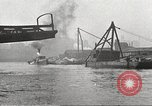 Image of Chicago Harbor Patrol boat Chicago Illinois USA, 1920, second 56 stock footage video 65675060948