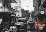 Image of streets of city Panama, 1919, second 33 stock footage video 65675060955