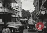 Image of streets of city Panama, 1919, second 34 stock footage video 65675060955