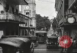 Image of streets of city Panama, 1919, second 35 stock footage video 65675060955