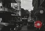 Image of streets of city Panama, 1919, second 36 stock footage video 65675060955