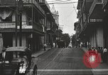 Image of streets of city Panama, 1919, second 39 stock footage video 65675060955