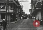Image of streets of city Panama, 1919, second 40 stock footage video 65675060955