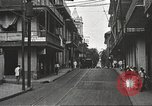 Image of streets of city Panama, 1919, second 41 stock footage video 65675060955