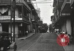 Image of streets of city Panama, 1919, second 42 stock footage video 65675060955