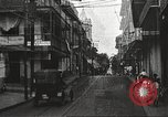 Image of streets of city Panama, 1919, second 43 stock footage video 65675060955
