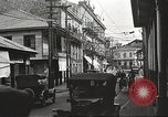 Image of streets of city Panama, 1919, second 46 stock footage video 65675060955