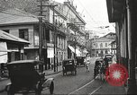Image of streets of city Panama, 1919, second 48 stock footage video 65675060955