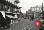 Image of streets of city Panama, 1919, second 52 stock footage video 65675060955
