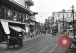 Image of streets of city Panama, 1919, second 53 stock footage video 65675060955