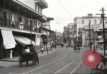 Image of streets of city Panama, 1919, second 54 stock footage video 65675060955