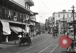 Image of streets of city Panama, 1919, second 55 stock footage video 65675060955