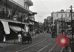 Image of streets of city Panama, 1919, second 56 stock footage video 65675060955