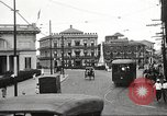 Image of streets of city Panama, 1919, second 61 stock footage video 65675060955