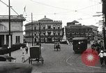 Image of streets of city Panama, 1919, second 62 stock footage video 65675060955