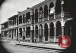 Image of President's house Panama, 1919, second 37 stock footage video 65675060959
