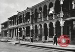 Image of President's house Panama, 1919, second 38 stock footage video 65675060959