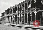 Image of President's house Panama, 1919, second 39 stock footage video 65675060959