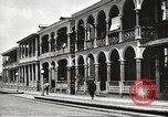 Image of President's house Panama, 1919, second 42 stock footage video 65675060959