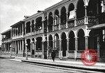 Image of President's house Panama, 1919, second 43 stock footage video 65675060959
