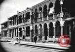 Image of President's house Panama, 1919, second 44 stock footage video 65675060959