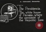 Image of President's house Panama, 1919, second 57 stock footage video 65675060959
