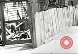 Image of prefabricated home United States USA, 1919, second 24 stock footage video 65675060965
