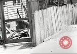 Image of prefabricated home United States USA, 1919, second 44 stock footage video 65675060965