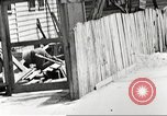 Image of prefabricated home United States USA, 1919, second 59 stock footage video 65675060965
