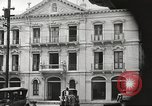 Image of public building Panama, 1919, second 2 stock footage video 65675060968