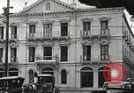 Image of public building Panama, 1919, second 5 stock footage video 65675060968