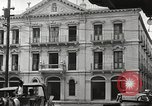Image of public building Panama, 1919, second 6 stock footage video 65675060968