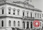 Image of public building Panama, 1919, second 30 stock footage video 65675060968