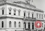 Image of public building Panama, 1919, second 31 stock footage video 65675060968