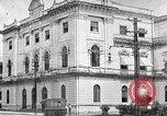 Image of public building Panama, 1919, second 35 stock footage video 65675060968