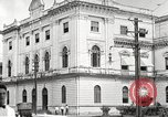 Image of public building Panama, 1919, second 38 stock footage video 65675060968