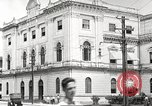 Image of public building Panama, 1919, second 39 stock footage video 65675060968