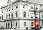 Image of public building Panama, 1919, second 40 stock footage video 65675060968