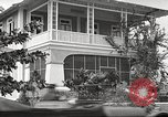 Image of large landscaped residences Panama, 1919, second 32 stock footage video 65675060969