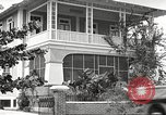 Image of large landscaped residences Panama, 1919, second 33 stock footage video 65675060969
