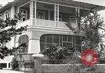 Image of large landscaped residences Panama, 1919, second 34 stock footage video 65675060969