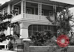 Image of large landscaped residences Panama, 1919, second 36 stock footage video 65675060969